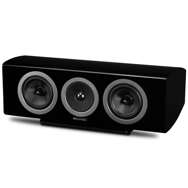 Центральный громкоговоритель Wharfedale Reva C Black Piano акустика центрального канала sonus faber principia center black