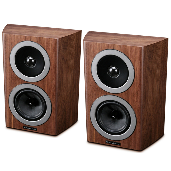 Специальная тыловая акустика Wharfedale Reva SR Walnut Veneer wharfedale c250