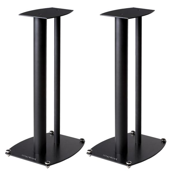 Стойка для акустики Wharfedale ST1 Black стойка для акустики waterfall подставка под акустику shelf stands hurricane black
