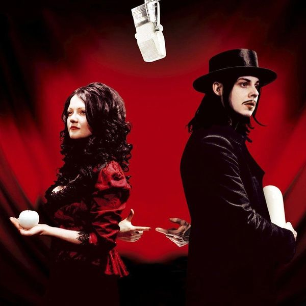 White Stripes White Stripes - Get Behind Me Satan (2 LP) aerosmith – get a grip 2 lp