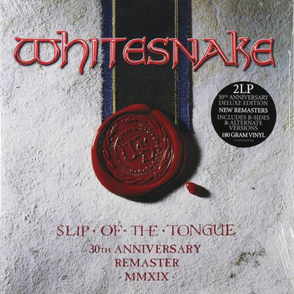 Whitesnake - Slip Of The Tongue (30th Anniversary) (2 Lp, 180 Gr)