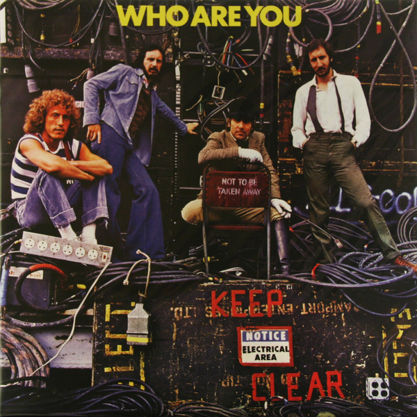 WHO WHO - Who Are You the who the who who are you lp