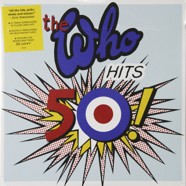 цена WHO WHO - Hits 50 (2 LP) онлайн в 2017 году