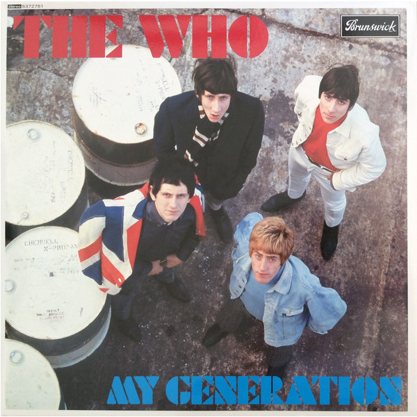 WHO WHO - My Generation (2 LP) cd the who my generation remastered href