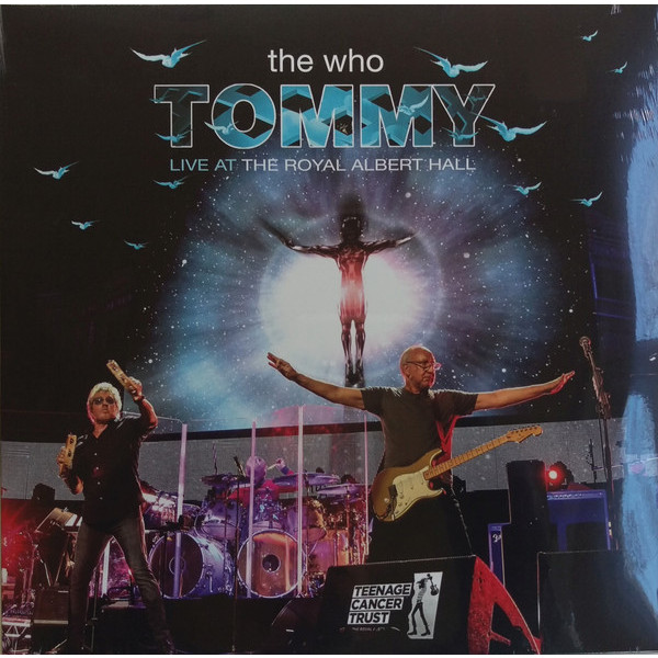 WHO WHO - Tommy - Live At The Royal Albert Hall (3 LP) the who the who who are you lp