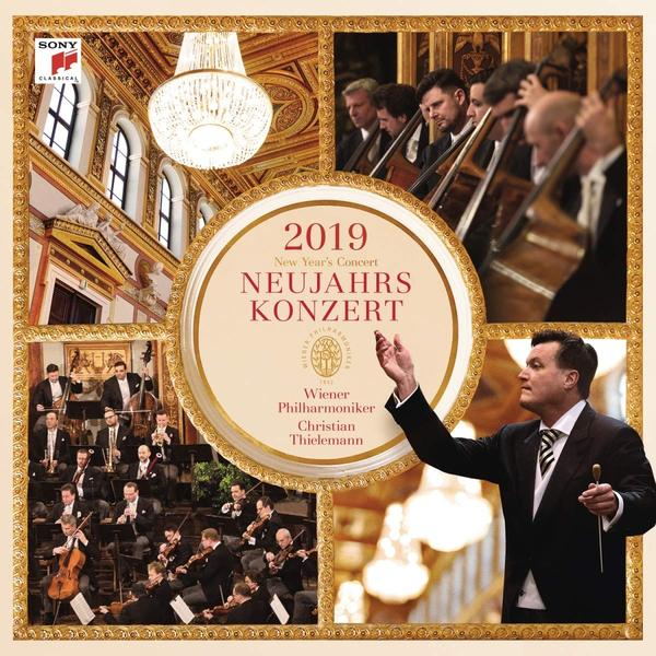 Wiener Philharmoniker - New Years Concert 2019 (3 LP)