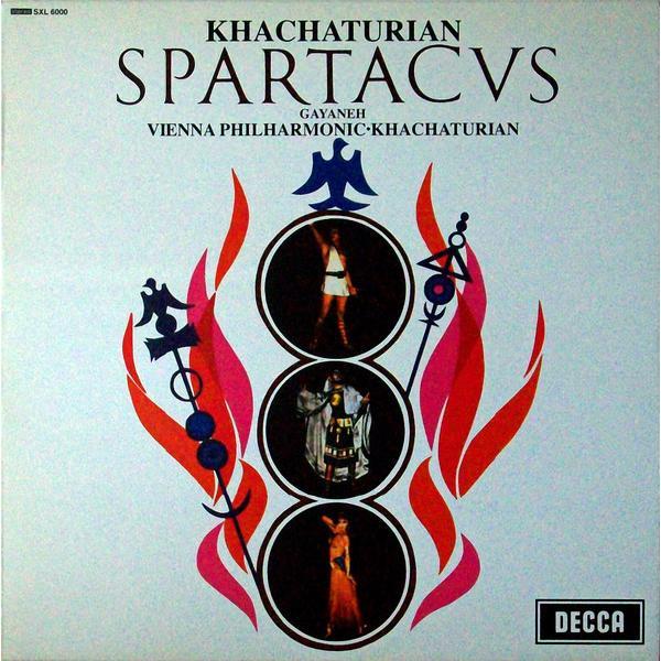 Фото - Khatchaturian, Wiener Philharmoniker Khatchaturian, Wiener Philharmoniker - Spartacus/gayaneh anna wiener uncanny valley