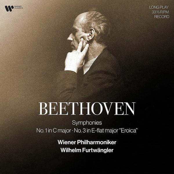 Beethoven BeethovenWilhelm Furtwangler - : Symphonies Nos. 1 3 eroica (mono, 180 Gr, 2 LP)