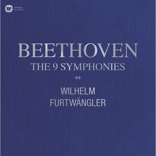 Beethoven BeethovenWilhelm Furtwangler - : The 9 Symphonies (10 Lp, 180 Gr)