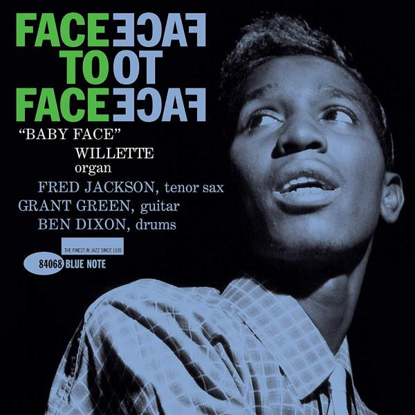 Baby Face Willette baby - To