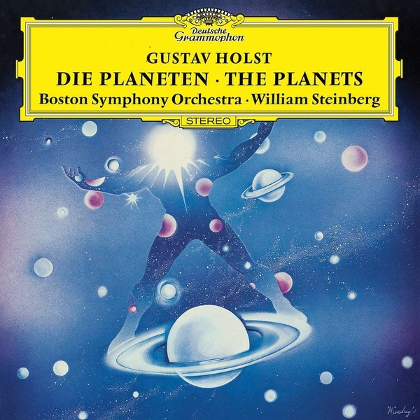 HOLST HOLSTWilliam Steinberg - : The Planets planets