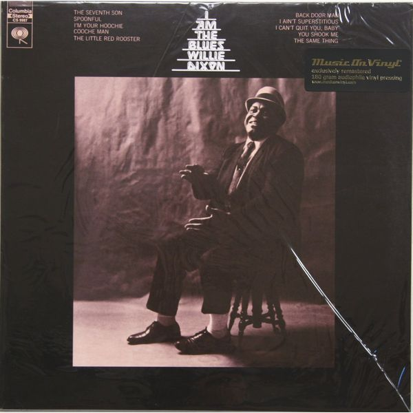 Willie Dixon Willie Dixon - I Am The Blues bask dixon