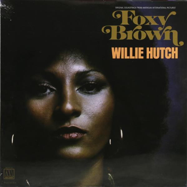 Саундтрек СаундтрекWillie Hutch - Foxy Brown