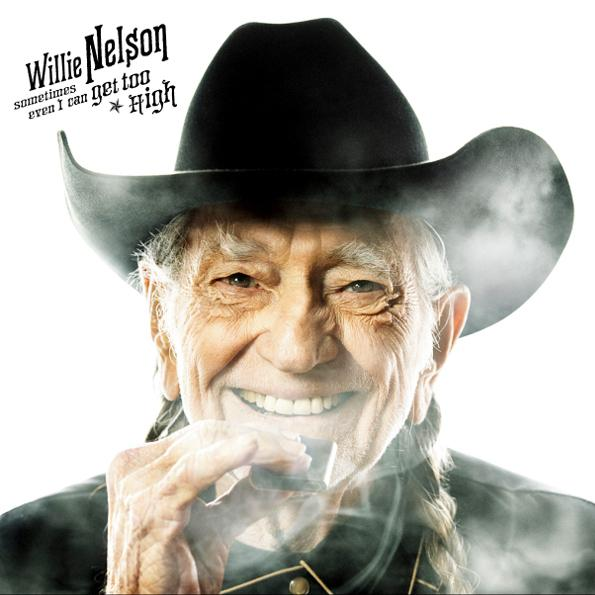 Willie Nelson - Sometimes Even I Can Get Too High / Its All Going To Pot (limited, 7 )