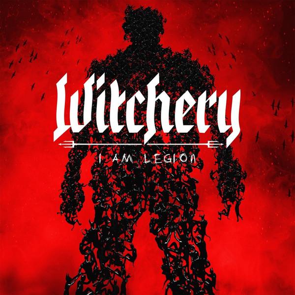 Witchery Witchery - I Am Legion (180 Gr) футболка witchery