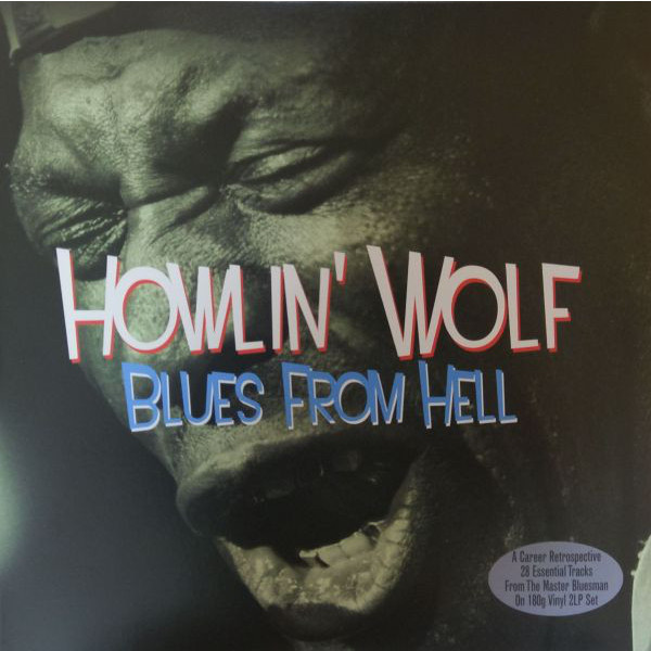 Howlin' Wolf Howlin' Wolf - Blues From Hell (2 LP) gothic vampires from hell