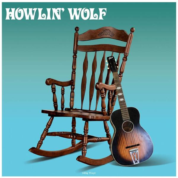 Howlin' Wolf Howlin' Wolf - Howlin' Wolf (180 Gr) фото