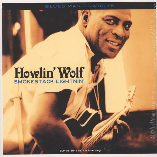 Howlin Wolf - Smokestack Lightnin (colour, 180 Gr, 3 LP)
