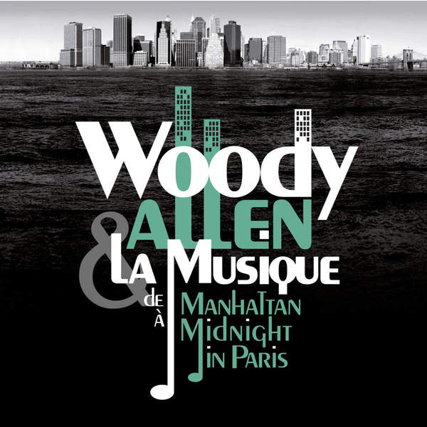 Woody Allen Woody Allen - Woody Allen La Musique: De Manhattan А Midnight In Paris multiuse woody grid wall art decorativetapestry