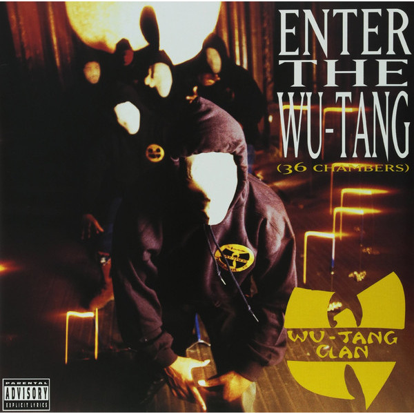 Wu-tang Clan Wu-tang Clan - Enter The Wu-tang Clan (36 Chambers) 1pcs bt morse taper with tang bt40 mta4 95 morse taper sleeve with tang