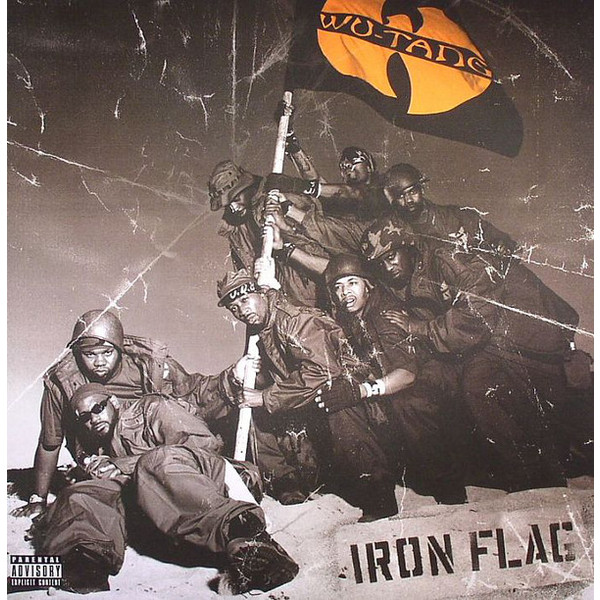 Wu-tang Clan Wu-tang Clan - Iron Flag (2 Lp, 180 Gr) 500g he shou wu powder black been polygonum multiflorum root 100