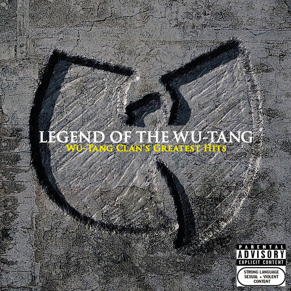 Wu-tang Clan Wu-tang Clan - Legend Of The Wu Tang (2 LP)