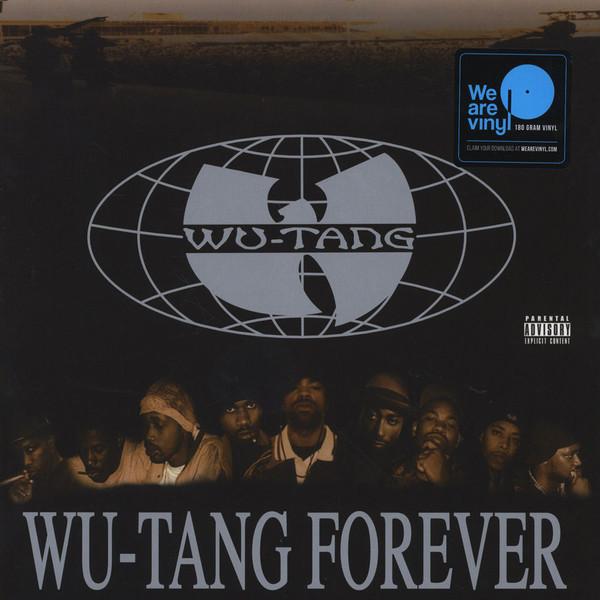 Wu-tang Clan Wu-tang Clan - Wu-tang Forever (4 LP) обложка для паспорта printio wu tang