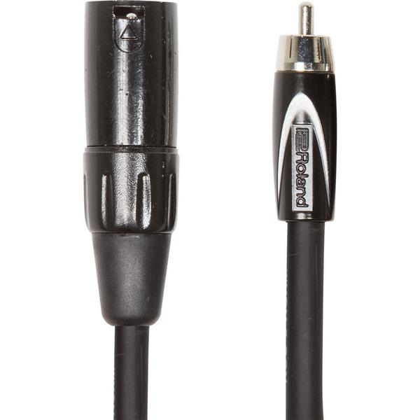 Фото - Кабель межблочный 2Jack-2RCA Roland Кабель межблочный XLR-M-RCA RCC-5-RCXM 1.5 m кабель minijack 2rca roland rcc 5 352rv2 1 5 m