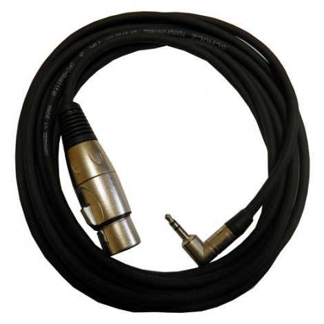 Кабель межблочный XLR-Jack Schulz Кабель межблочный XLR-miniJack NDAT 2 m кабель audio minijack 3 5mm 2 rca 2 5m