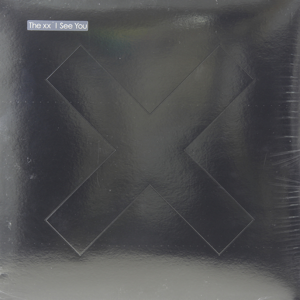 XX XX - I See You (lp + Cd) i found you
