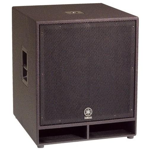 Профессиональный пассивный сабвуфер Yamaha CW118V пассивная акустическая система martin audio x10