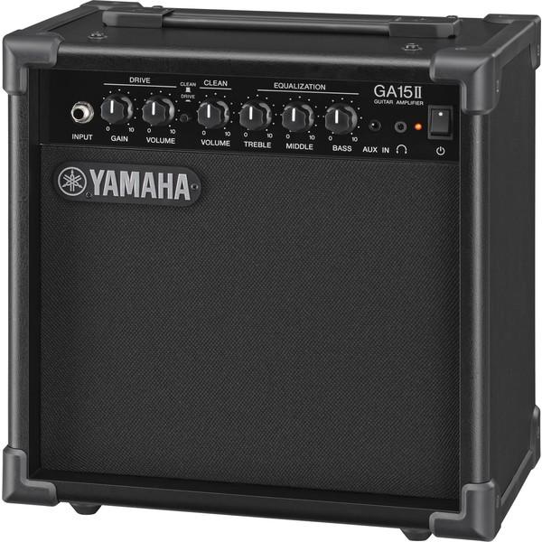 Гитарный комбоусилитель Yamaha GA15II гитарный комбоусилитель roland ac 40