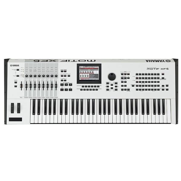 Синтезатор Yamaha MOTIF XF6 White синтезатор yamaha psr ew300