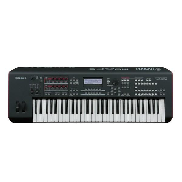 Синтезатор Yamaha MOXF6 синтезатор yamaha dgx 520 кредит