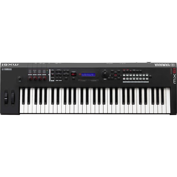 Синтезатор Yamaha MX61 Black