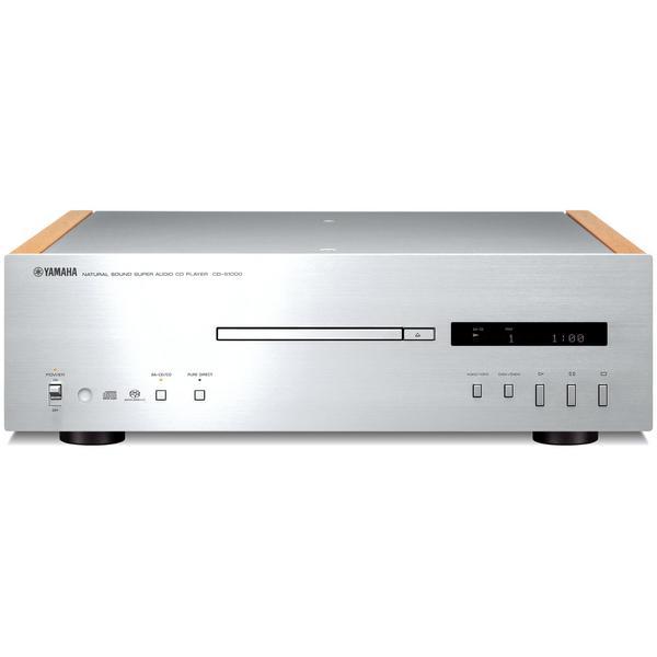 CD проигрыватель Yamaha CD-S1000 Silver cd проигрыватель onkyo c 7030 silver