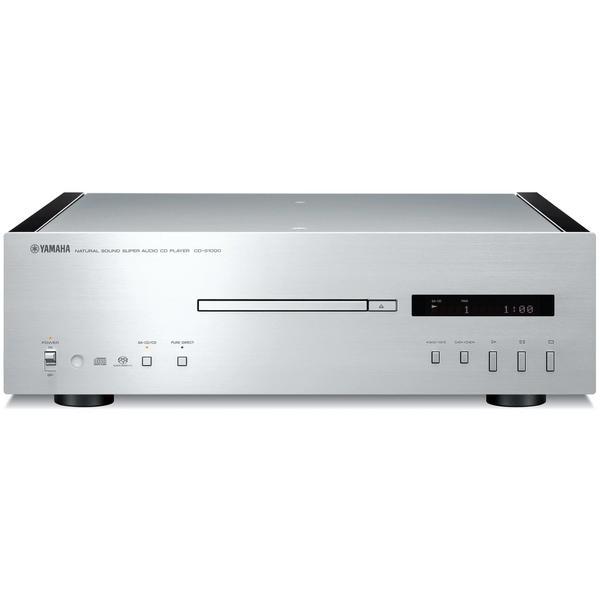 CD проигрыватель Yamaha CD-S1000 Silver/Piano Black