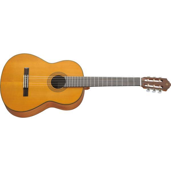 Фото - Классическая гитара Yamaha CG122MC Natural акустическая гитара yamaha fs820 turquoise