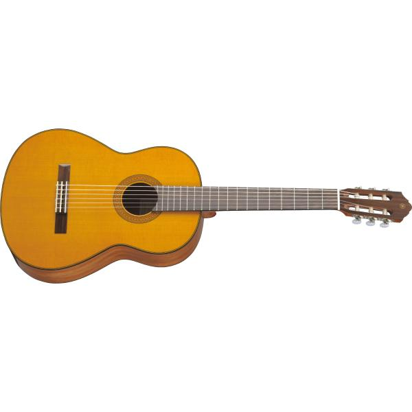 Классическая гитара Yamaha CG142C Natural