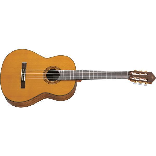 Классическая гитара Yamaha CG162C Natural