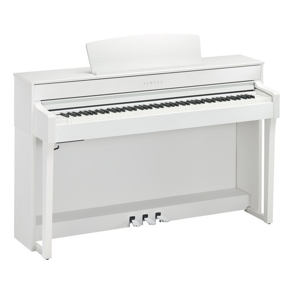 Цифровое пианино Yamaha CLP-645WH yamaha clp 645pe