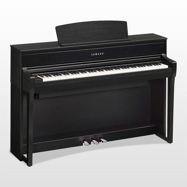 Цифровое пианино Yamaha CLP-675B yamaha clp 645pe