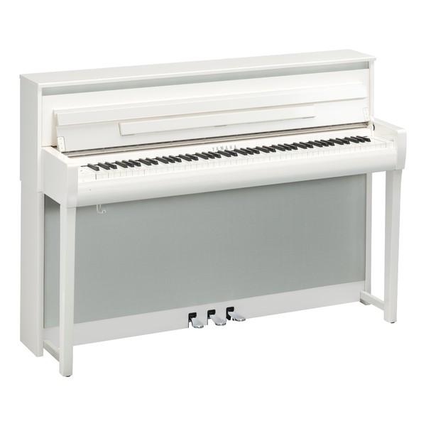 Цифровое пианино Yamaha CLP-685PWH