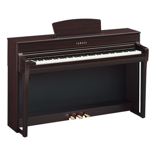 Цифровое пианино Yamaha CLP-735 Dark Rosewood