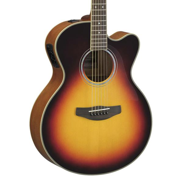 Гитара электроакустическая Yamaha CPX-500III VSB