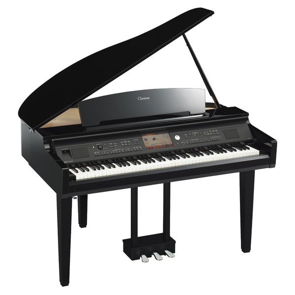 Цифровое пианино Yamaha CVP-709GP yamaha cvp 701b