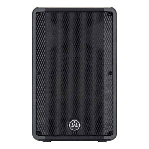 Профессиональная активная акустика Yamaha DBR12 Black профессиональная активная акустика eurosound bbr 215a