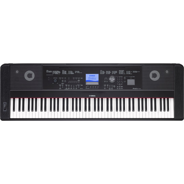 Цифровое пианино Yamaha DGX-660 Black цифровое пианино casio cdp 130sr