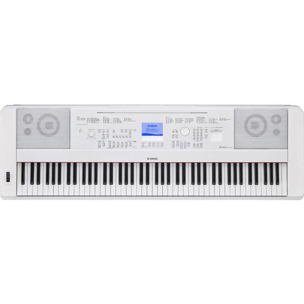 Цифровое пианино Yamaha DGX-660 White цифровое пианино casio cdp 130sr