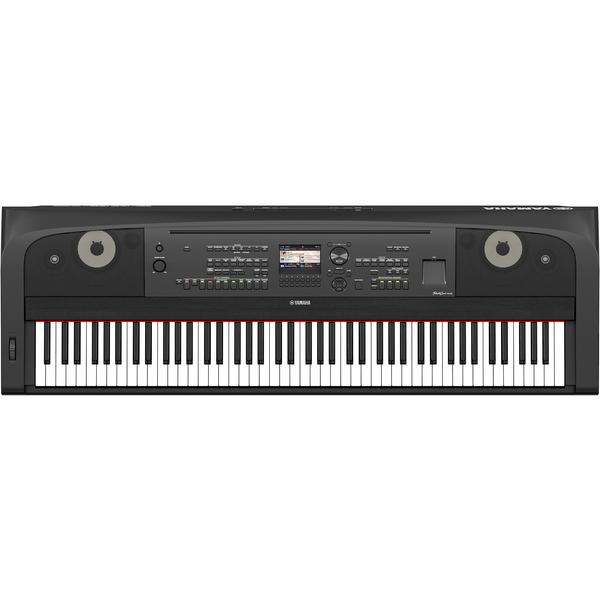 Цифровое пианино Yamaha DGX-670 Black